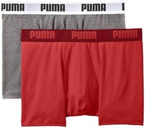 Puma 521015001 - Boxer - Uni - Lot de 2 - Homme de la marque Puma image 0 produit