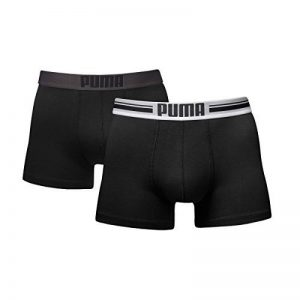 Puma 651003001 - Boxer - Uni - Lot de 2 - Homme de la marque Puma image 0 produit