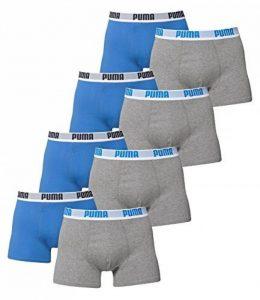 PUMA Homme Basic Boxer Court Sous-vêtements 8 Lot de la marque Puma image 0 produit