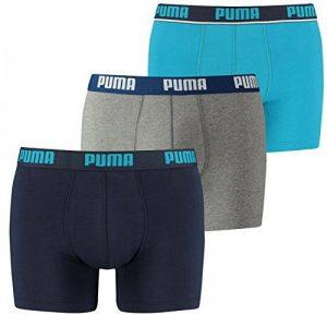 Puma Promo Lot de 3 Boxer Homme - Boxer - Homme de la marque Puma image 0 produit