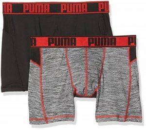 Puma, sous-Vêtement de Sport Homme (lot de 2) de la marque Puma image 0 produit