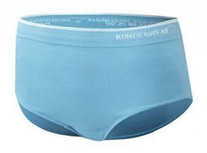 Runderwear Femme Brief-anti-chafe Sous-vêtements pour la course à pied, cyclisme, et tous les autres sports de la marque Runderwear image 0 produit