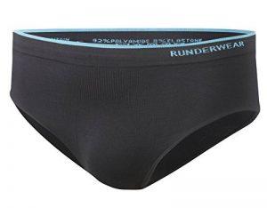 Slip sport homme Runderwear - Parfait pour running, sport, fitness et gym - Tissu de qualité premium - Technologie sans couture et anti-irritation de la marque Runderwear image 0 produit