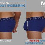 Sous-vêtement Boxer Mark7Gear ENERGY - bleu - Boxer Homme avec Boost Engeneering (PUSH-UP) de la marque Mark7Gear image 5 produit