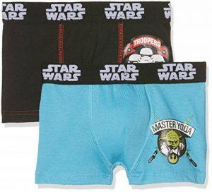 Star Wars, Boxer Garçon (lot de 2) de la marque Star Wars image 0 produit