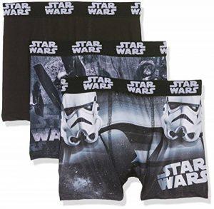 Star Wars, Boxer Garçon (lot de 3) de la marque Star Wars image 0 produit