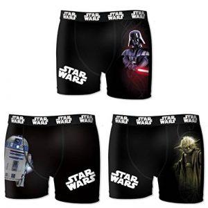 Star Wars - Boxer homme de la marque Starwars image 0 produit