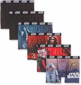 Star Wars, Boxer Homme (lot de 5) de la marque Star Wars image 0 produit
