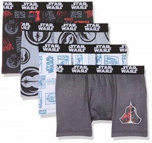 Star Wars Boxer, Shorty Garçon (lot de 4) de la marque Star Wars image 0 produit