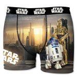 Star Wars Boxer, Shorty Homme (lot de 3) de la marque Star Wars image 2 produit