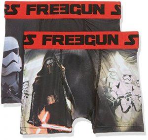 Star Wars Freegun, Boxer Garçon (lot de 2) de la marque Star Wars image 0 produit