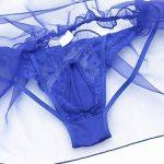 string bleu homme TOP 9 image 3 produit