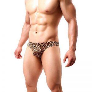 string leopard homme TOP 0 image 0 produit