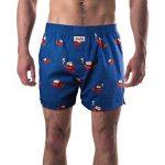 Sugar Pine - Caleçons pour l'homme avec des imprimés de motifs amusants - 100% coton de la marque Sugar Pine image 1 produit
