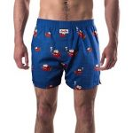 Sugar Pine - Caleçons pour l'homme avec des imprimés de motifs amusants - 100% coton de la marque Sugar Pine image 3 produit