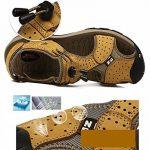 Été Nouveaux extérieurs Fisherman Beach Leather Chaussures décontractées Cuir respirant Baotou sans glissement Sandales de randonnée de la marque Lijeer image 2 produit