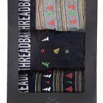 Threadbare hommes Noël slip taille basse BOXER Noël Pack de 3 Bonhomme de neige sous-vêtement Santa NEUF de la marque Threadbare image 1 produit