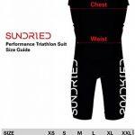 Trois pièces moulant Triathlon et Duathlon pour Homme Course Nage Cyclisme par Sundried® de la marque Sundried image 6 produit