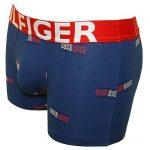 Tronc De Tommy Hilfiger Amour Amour Masculin Boxer, Bleu/rouge de la marque Tommy Hilfiger image 3 produit