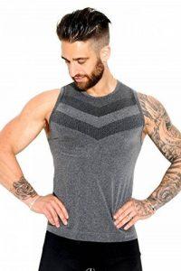 Veste pour hommes musculation Gym Vestesans couture par Sundried® de la marque Sundried image 0 produit