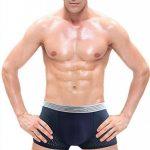 WLITTLE Homme Lot de 4 Boxers en Coton Premium avec Poche à ouverture - Ultra doux et confortable Caleçons S-XL de la marque WLITTLE image 1 produit