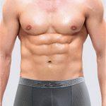 WLITTLE Homme Lot de 4 Boxers en Coton Premium avec Poche à ouverture - Ultra doux et confortable Caleçons S-XL de la marque WLITTLE image 3 produit