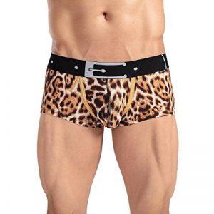 Xuba - Homme Boxer de bain Culotte Maillot de bain Sous-vêtement Boxer Trunk pour Plage/Sport/Natation de la marque Xuba image 0 produit