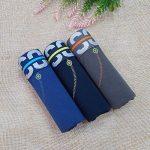 Yiiquan Sous-vêtements pour Hommes Matériaux de Haute Qualité Doux Mince Lot de 3 Boxer Slips Shorts de la marque Yiiquan image 2 produit