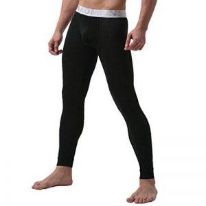 YiLianDa Modal Homme De Sous-vêtements Thermiques Collant De Compression Leggings de la marque YiLianDa image 0 produit