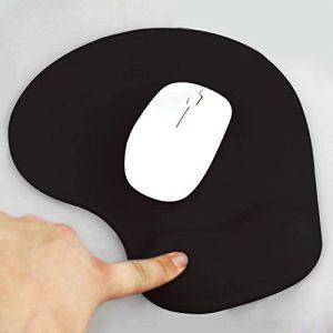 YQOOO Tapis De Souris Poignet Silicone Personnalisé Soins Des Mains Bureau Slip Poignet Augmenter Mignon Épais Filles, Un de la marque YQOOO image 0 produit
